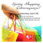 Spring Shopping Extravaganza 2020