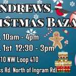 St. Andrews Christmas Bazaar 2022