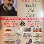 St. Dominic's Padre Pio Festival 2022