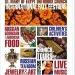 St Mary of Egypt International Fall Festival 2021