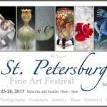 St. Petersburg Fine Art Festival 2017