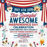 Star-Spangled Awesome! Independence Day Celebration & Fireworks Show 2020
