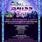 "SUGA THE NEXT EPPISO/SUGA 95.7 PRESENTS: ""Bliss Fest"" in Port Charlotte 2020"