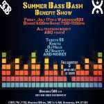 SUMMER BASS BASH 2017