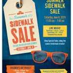 Summer Sidewalk Sale & LIVE MUSIC - Downtown Winter Garden 2021