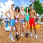 Super Paradise Beach Party on London's South Bank 2019