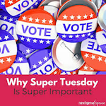Super Tuesday 2017
