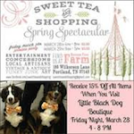 Sweet Tea & Shopping Spring Spectacular 2017