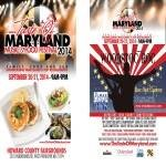 TASTE OF MARYLAND 2018