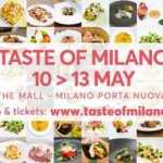 Taste of Milano - 4 day Food and Drink Extravaganza Milan 2020