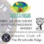 Taste of the Fields 2019