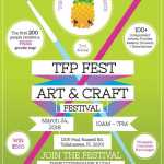 TFP FEST The Fuzzy Pineapple Art + Craft Festival 2019
