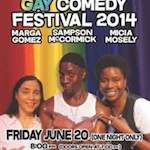 The Berkeley Gay Comedy Festival 2019