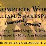 The Complete Works of William Shakespeare 2020