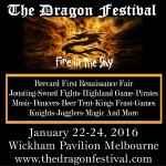 The Dragon Festival 2017