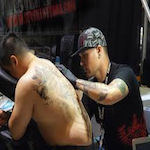 The Edmonton Tattoo & Arts Festival 2017
