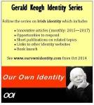 The Gerald Keogh Identity Series 2020