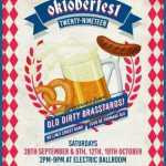 The Official Camden Oktoberfest - One of London's largest celebrations 2019