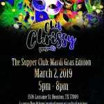 The Supper Club: Mardi Gras Esition 2020