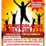 The Woodlands Family Fun Fest 2020