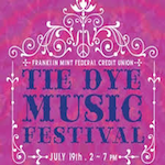 Tie Dye Music Festival at the Community Arts Center 2020