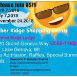 Timber Ridge Shopping Event 2021