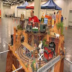 Train Expo and Council Bluffs 2018