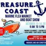 Treasure Coast Marine Flea Market and Boat Show Returns to Vero Beach October 13-14 2021