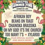 Tremor and This Is Now Agency present: Bristol Summer Time 2019