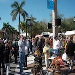 Twelfth Downtown Sarasota Craft Fair 2019