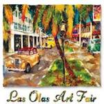 TwentySixth Anniversary Las Olas Art Fair 2022