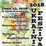 Ukrainian Cultural & Heritage Festival 2018 2018