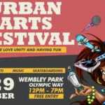 Urban Arts Festival (Wembley Park) 2021