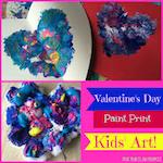 Valentine's Art Spree 2020