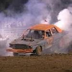 Weber County Fair Demolition Derby 2019