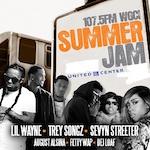 WGCI Summer Jam 2019
