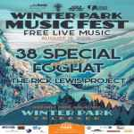 Winter Park Music Festival 2017