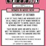 Women In Music Now: Music Festival and Workshop. London 2017