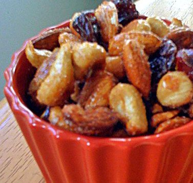 Candied Nuts and Cherries