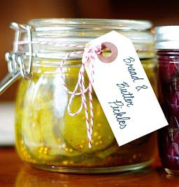 Granny's Bread & Butter Pickles
