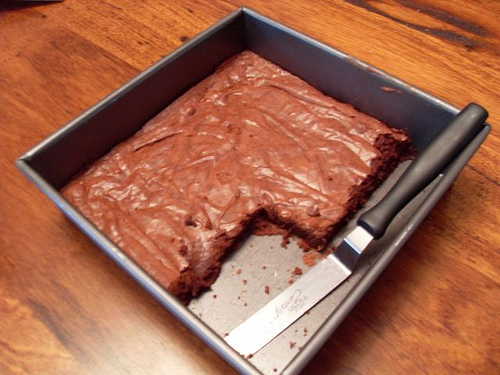 Robert's Fudgy Brownies