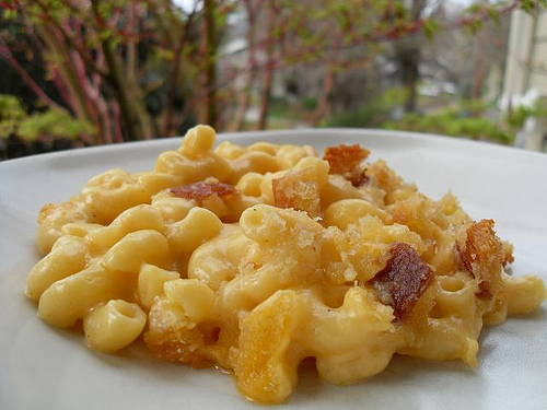 Creamy-Cheesy Mac and Cheese