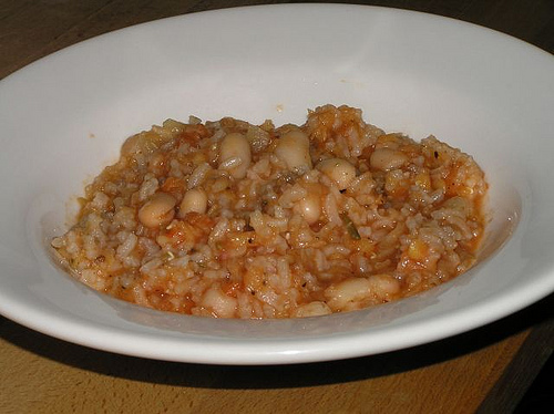 Moroccan Red Lentil Stew