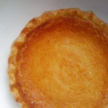 Buttermilk Whisky Pie