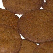 German Gossamer Crisp Spice Cookies