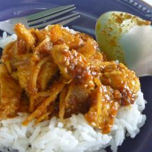Thai-Burmese Pork Curry (Gaeng Hang Ley)