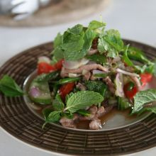Thai Beef Salad (Yam Nua)