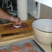 Venison Breakfast Sausage Patties