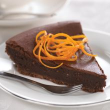 Chocolate Caramel Mascarpone Cake