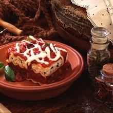 Mediterranean Lasagna